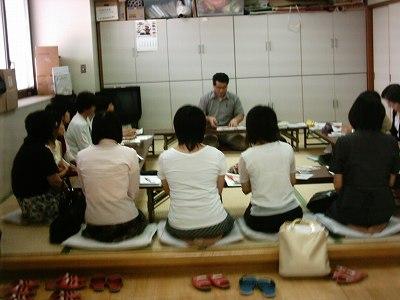 滋賀県第一ブロック学校栄養職員研修会