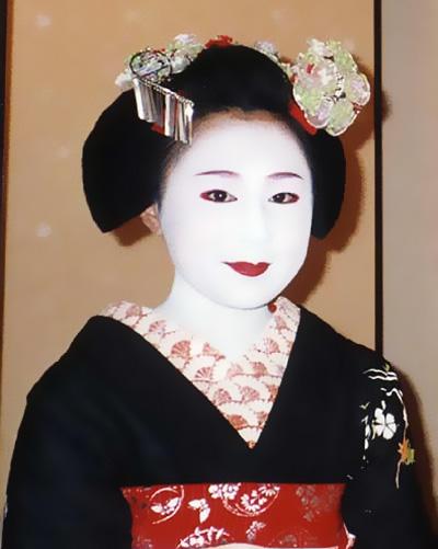 宮川町の菊乃ちゃん